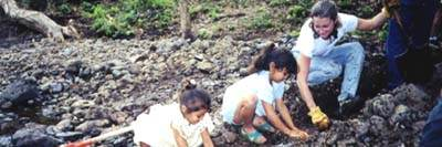 El Porvenir supports self-help, community-initiated water, sanitation in Nicaragua - Click for info